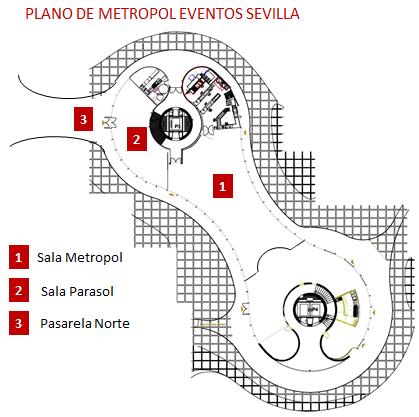 Plano Metropol Eventos